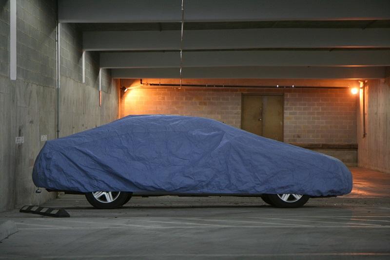 Cerada za auto dolazi u više veličina