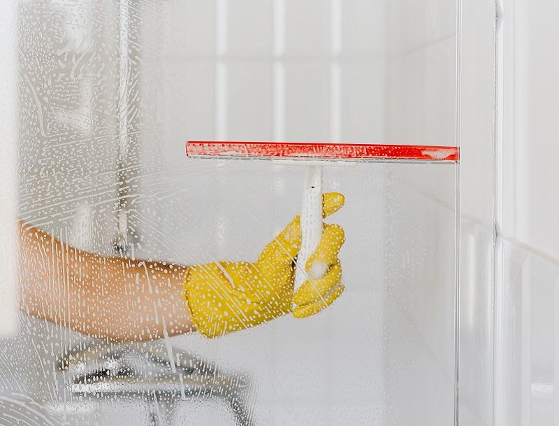 Čišćenje stanova - kupaonica