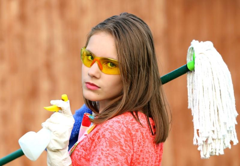 Čišćenje stanova pomoču profesionalnog servisa