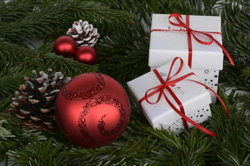 Božićni ukrasi - božićne kuglice